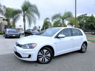 d0b497bac 2016 Volkswagen e-Golf SE for Sale in Pomona, CA