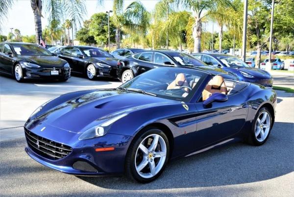2017 Ferrari California Base