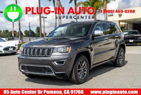 2019 Jeep Grand Cherokee in Pomona, CA