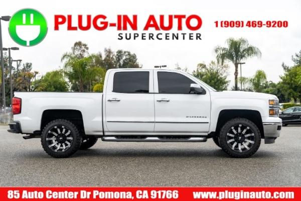 2014 Chevrolet Silverado 1500 in Pomona, CA