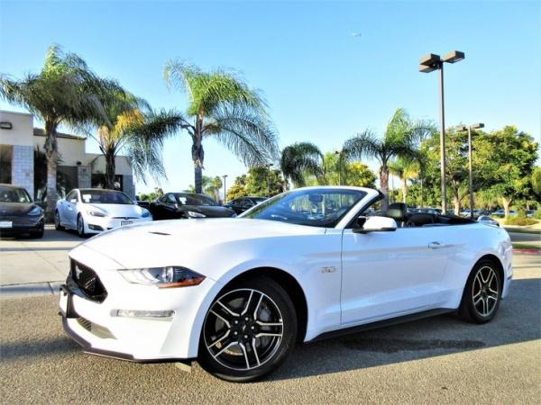 2018 Ford Mustang in Pomona, CA