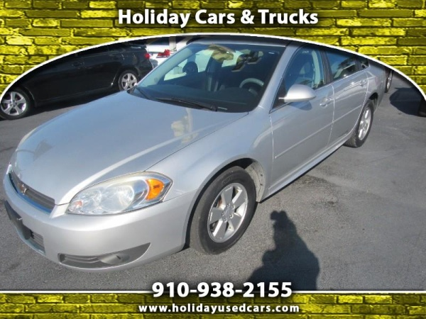 2010 Chevrolet Impala in Jacksonville, NC