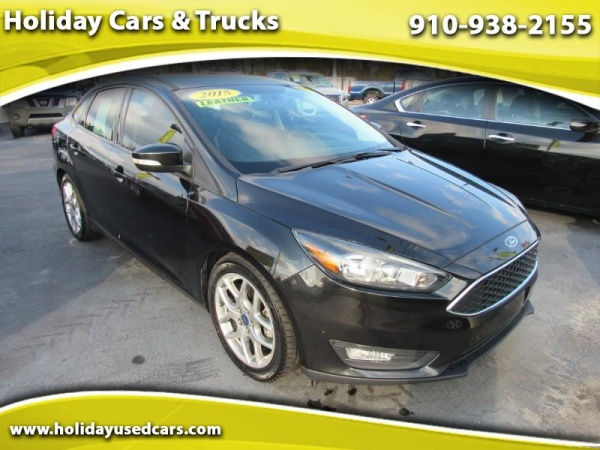 2015 Ford Focus in Jacksonville, NC