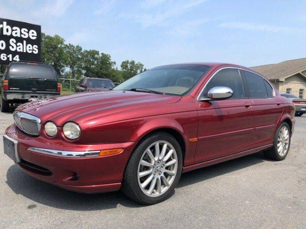 2006 Jaguar X Type 4dr Sedan 3.0L