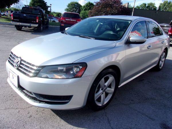 2012 Volkswagen Passat in Crossville, TN