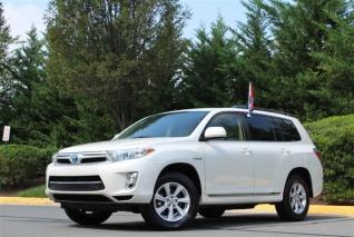 Used 2011 Toyota Highlander Hybrid 4WD For Sale In Sterling, VA