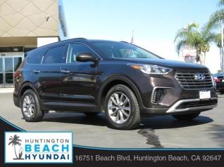 2017 Hyundai Santa Fe Se 3 3l Awd For In Huntington Beach Ca