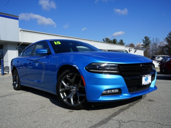 2015 Dodge Charger in Milford, NH