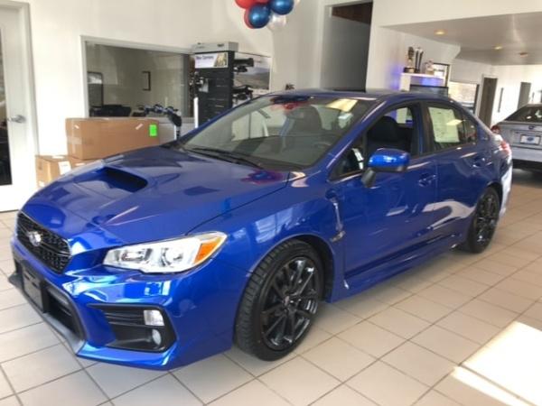 2020 Subaru WRX in Milford, NH