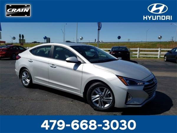 2020 Hyundai Elantra in Fort Smith, AR