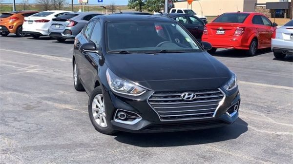 2019 Hyundai Accent in Fort Smith, AR