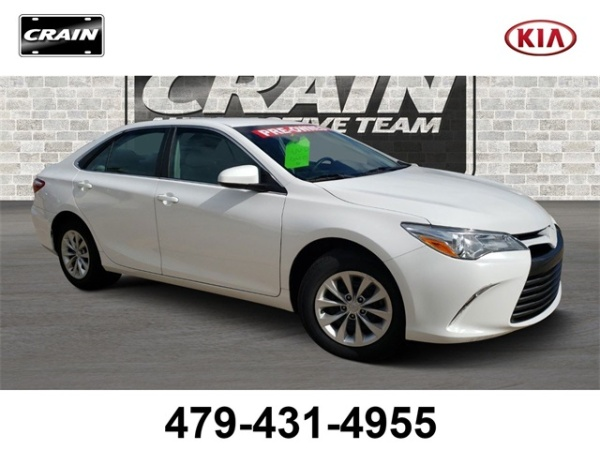 2017 Toyota Camry in Fort Smith, AR