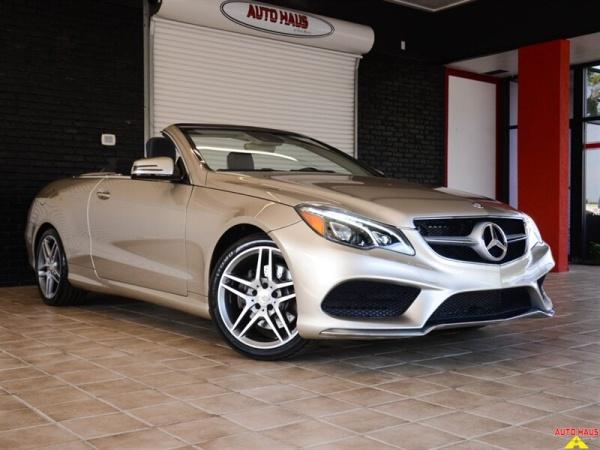 2016 Mercedes-Benz E-Class in Fort Myers, FL