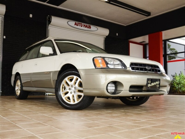 2001 Subaru Outback in Fort Myers, FL