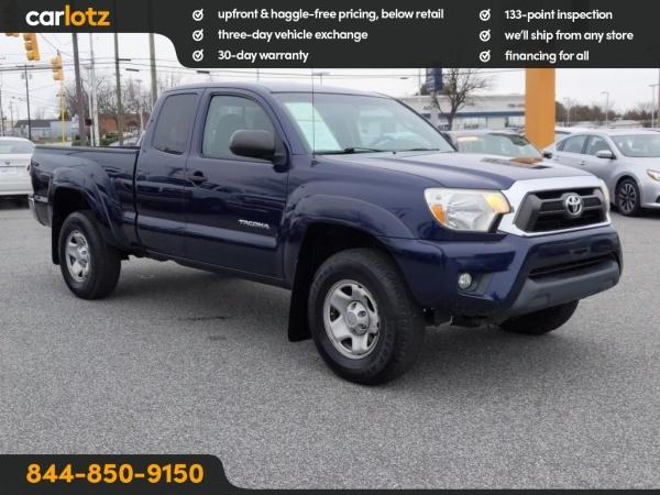 2012 Toyota Tacoma in Greensboro, NC