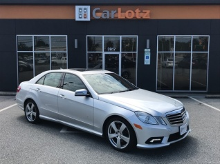 Nice Used 2011 Mercedes Benz E Class E 350 4MATIC Sport Sedan For Sale In