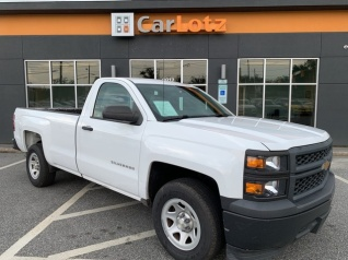 Used Chevrolet Silverado 1500s For Sale In Walkertown Nc
