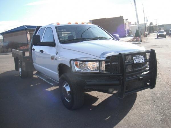 2007 Dodge Ram 3500 Unknown