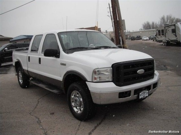 2007 Ford Super Duty F-250 in Parker, CO