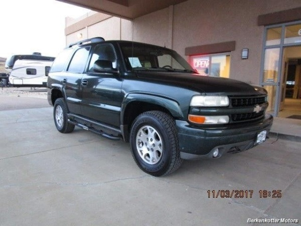 2002 Chevrolet Tahoe in Parker, CO
