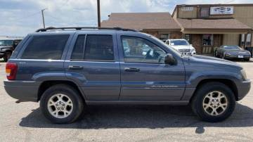 2001 Jeep Grand Cherokee Laredo 4wd For Sale In Parker Co Truecar