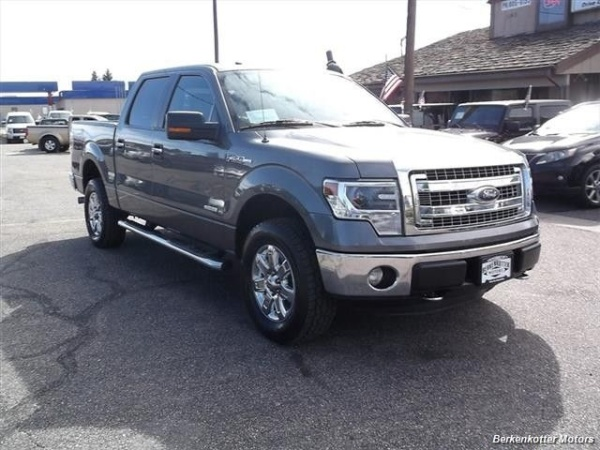 2014 Ford F-150 in Parker, CO