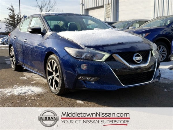 2018 Nissan Maxima in Middletown, CT