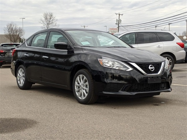2019 Nissan Sentra in Middletown, CT