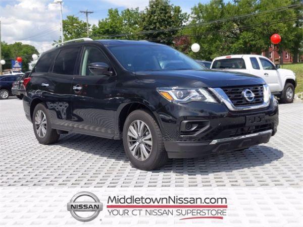 2020 Nissan Pathfinder in Middletown, CT