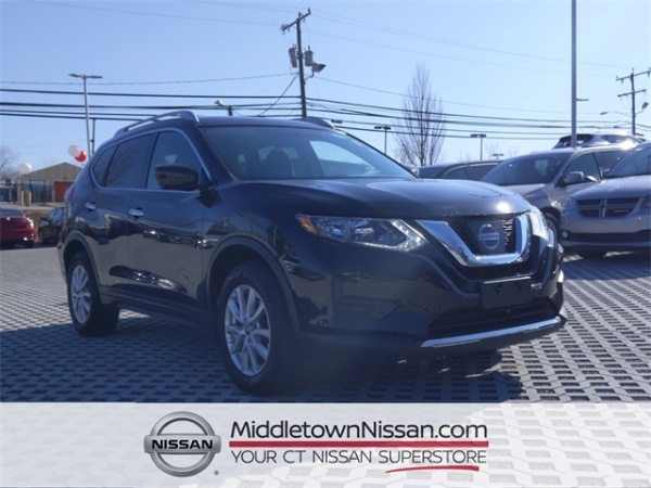 2017 Nissan Rogue in Middletown, CT