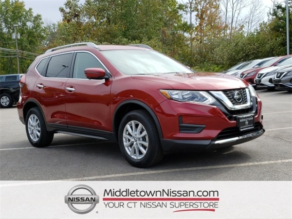 2018 Nissan Rogue in Middletown, CT
