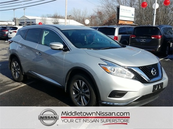2017 Nissan Murano in Middletown, CT