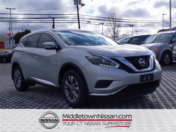 2018 Nissan Murano in Middletown, CT