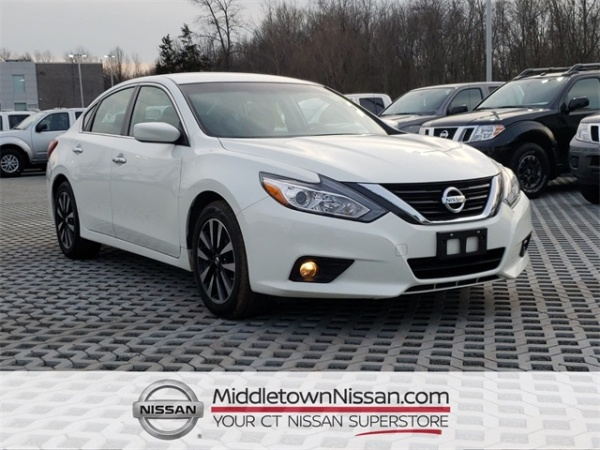 2018 Nissan Altima in Middletown, CT