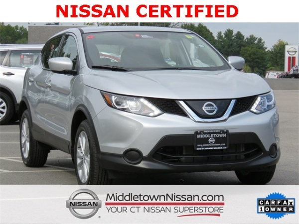 2018 Nissan Rogue Sport 2018 5 S Awd For Sale In Middletown Ct