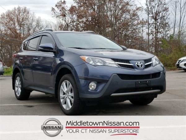 2013 Toyota RAV4 in Middletown, CT