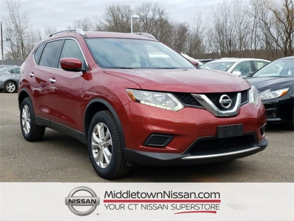 2016 Nissan Rogue in Middletown, CT