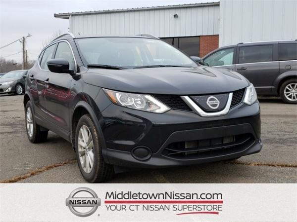 2018 Nissan Rogue Sport in Middletown, CT