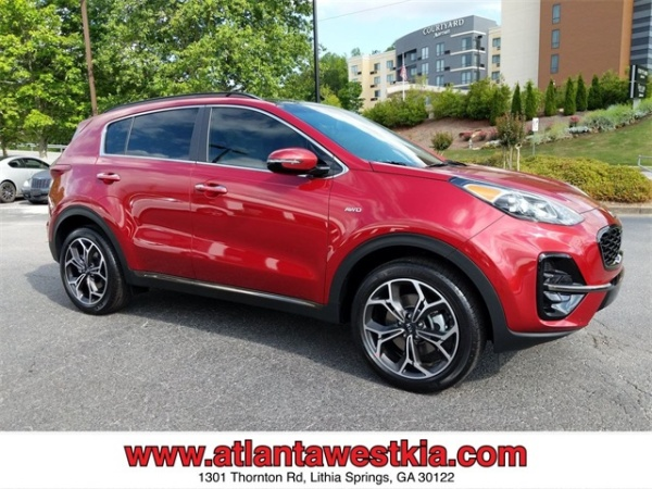 2020 Kia Sportage in Lithia Springs, GA