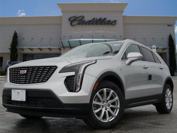 2019 Cadillac XT4 FWD Luxury