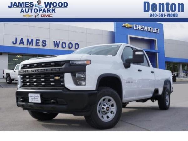 2020 Chevrolet Silverado 3500HD in Denton, TX