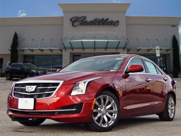 2018 Cadillac ATS Sedan 2.0T RWD