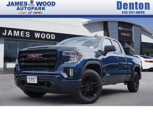 2020 GMC Sierra 1500 in Denton, TX