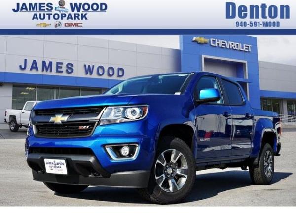 2019 Chevrolet Colorado in DENTON, TX
