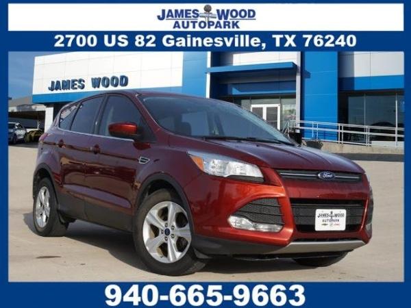 2016 Ford Escape in Denton, TX