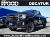 2020 GMC Sierra 2500HD AT4 Crew Cab Standard Bed 4WD for Sale in DENTON, TX