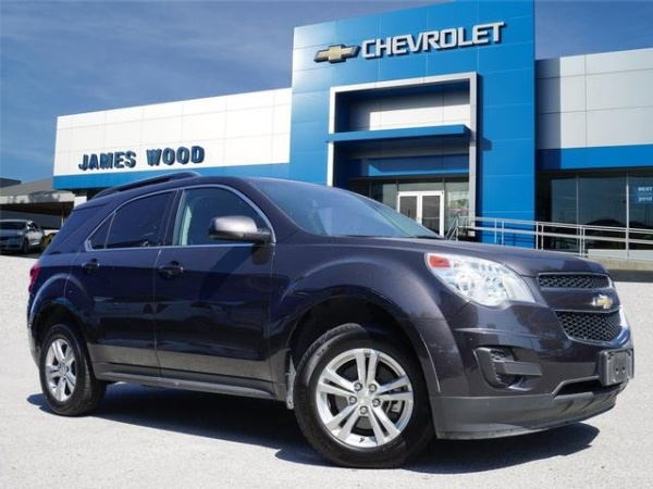 2015 Chevrolet Equinox in DENTON, TX