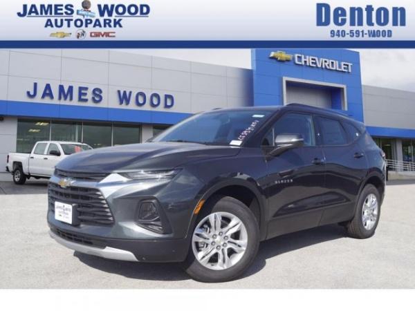 2020 Chevrolet Blazer in DENTON, TX