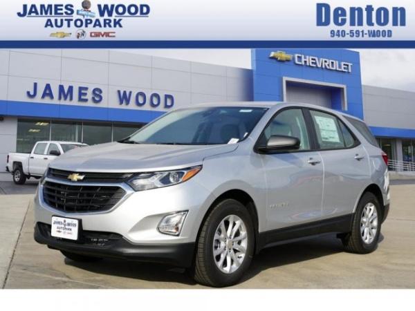 2020 Chevrolet Equinox in DENTON, TX