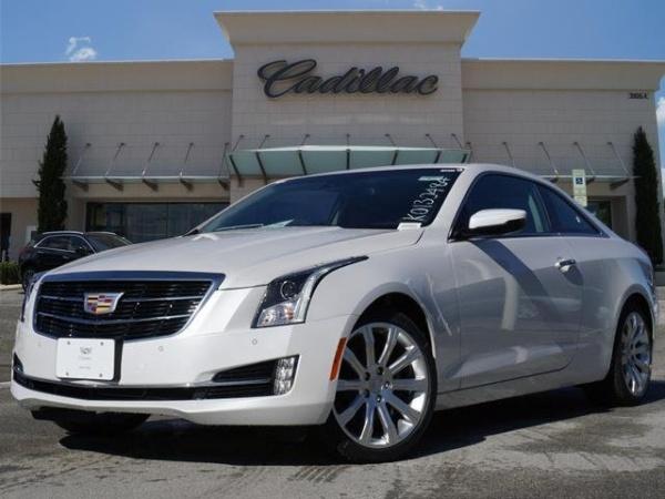 2019 Cadillac ATS Luxury